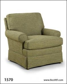 Best Storytime Swivel Glider Recliner TRYP in cement small scale ...
