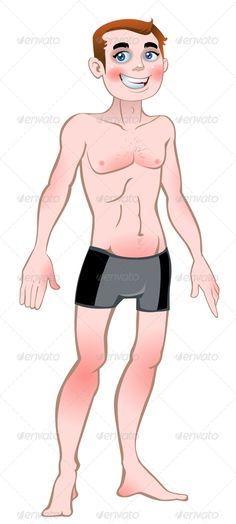 Naked Vector Man  #GraphicRiver         nude vector men                     Created: 11 December 13                    Graphics Files Included:   JPG Image #Vector EPS                   Layered:   No                   Minimum Adobe CS Version:   CS             Tags      abs #arm #bare #biceps #boy #built #cartoon #casual #character #fit #fitness #form #fun #handsome #head #isolated #male #model #muscle #neck #nude #pants #power #shape #smile #strong #torso #underwear #vector #young