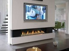fireplace gas ideas - Google Search