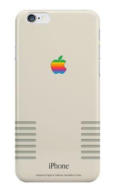 Apple iPhone Retro Edition 2 von elmindo