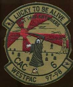USN Navy VP 50 CAC 6 Westpac 1997 1998 Grime Reaper Patch | eBay