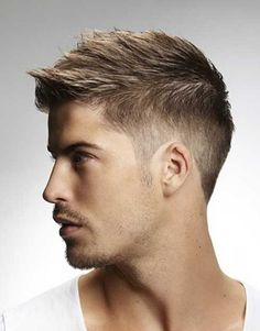 Hairstyles Women Cool Hairstyles Men Men's Hairstyles Is What Is And Remains In The Trend Of What Is To Come - Hairstyle ladies hairstyles cool hairstyles men 2018 - Modern Bob hair cuts have a favorite innovation hairsty. Short Hair Cuts, Short Hair Styles, Short Hair For Men, Short Hair Style Men, Short Cuts For Men, Mens Fade Cuts, Mens Hair Fade, Curly Short, Teen Boy Haircuts