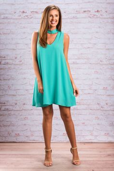 """""""What I Wouldn't Give Dress, Jade"""" Deciding whether you want this dress or not should be the easiest decision you make all day! #newarrivals #shopthemint"""