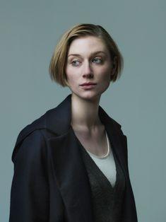 Elizabeth Debicki, photographed byAndreas Smetana for Foxtel's The Kettering Incident.