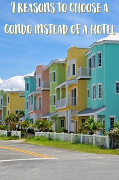 7 Reasons To Choose A Condo Instead Of A Hotel