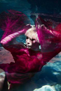 Underwater Fashion