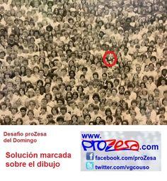 Solución al Desafío proZesa del Domingo 29-05-2016