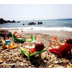 Living #lavidaloca ☀️ #playmobilfigures #playmobillovers #playmobilporelmundo #playmo #playmobilespaña #famobil #clicks #iloveplaymo #playmo #playmobilfans #playmobilmania #toycreativity #playmobilcollectorclub #geobra #playmyplanet #iloveplaymo #iloveplaymo #playmobil #playmobils #playmobile #toystagram #toyartistry #toyfusion #summer #sea