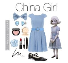 China girl (oz the great and powerful) disney outfits :)