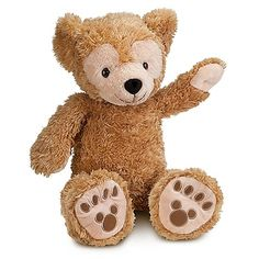 Disney Plush - Duffy the Disney Bear Plush Toy -- 28'' H