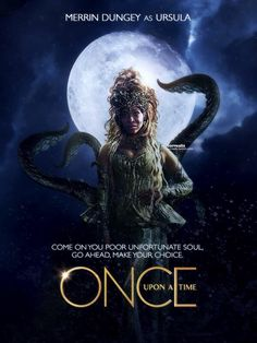 Ursula!!! Next season is going to be AMAZING!!!