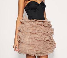 Ruffled Dress...fun