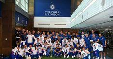 Five interesting facts about Chelsea's Champions League triumph Chelsea Squad, Club Chelsea, Chelsea Football, Football Boys, Chelsea Fc, Christian Pulisic, Professional Football, Uefa Champions League, Manchester City