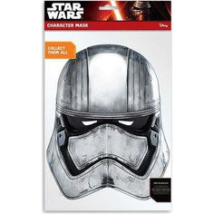 Star Wars Captain Phasma Party Maske