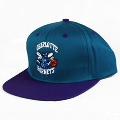 Charlotte Hornets Snapback Hat by Adidas a44d2ae5a55