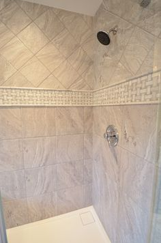 Bathroom Makeover Granite cn578 - after-0139 | dual shower heads