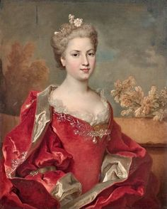 "Nicolas de Largilliere ""Portrait of Louise de Rohan, Duchess of Montbazon"", no date Photo Portrait, Female Portrait, Luis Xiv, Catalogue Raisonne, Art Tribal, French Rococo, French Lady, Rococo Fashion, 18th Century Fashion"