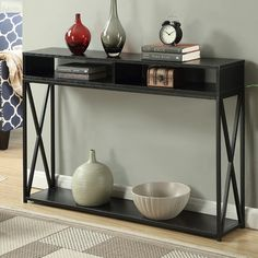 Found it at Wayfair - Tucson Console Table
