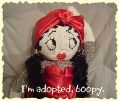 ... ᴥ•ʔ ♡ on Pinterest | Sock Animals, Sock Dolls and Sock Monkeys