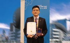 Nationality: Chinese Taipei  Inventor's Name: Mr. Jung-Hui Chao Title of invention: Amphibious Solar Baton