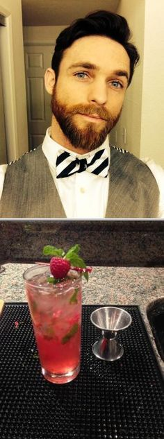 Cocktails with Character is a bartending company. They work for banquets, special events and other occasions. They do cocktail mixing and offer wines.