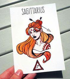 "Kick So Butt and said ""I'm Sagittarius"" Zodiac Signs Horoscope, Zodiac Symbols, Zodiac Art, Zodiac Characters, Zodiac Society, Constellations, Art Reference, Astrology, Art Drawings"