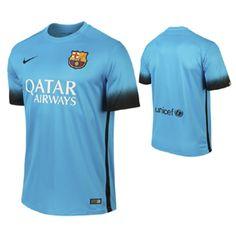 Nike Barcelona Night Rising Soccer Jersey (Alternate 2015 16) Soccer Gear 5f758f71f