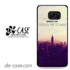 One Direction Drag Me Down DEAL-8214 Samsung Phonecase Cover For Samsung Galaxy Note 7
