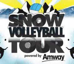 Team NUTRILITE - Snow volley ball 2014 logo