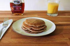 Easy #Vegan Weekend Pancakes