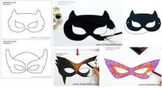 Image result for easy superhero crafts