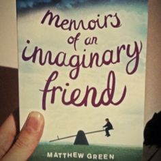 Imaginary friends. Sad, cute and oh so clever.