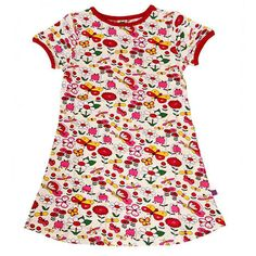 Butterfly Flower Dress