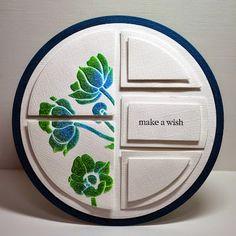Eileen's Crafty Zone: Crealies New Patchwork Die No 1. Along With A Few Stencils.