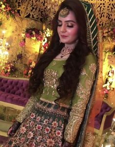 Latest Bridal Dresses, Pakistani Wedding Outfits, Pakistani Wedding Dresses, Bridal Outfits, New Dress Design Indian, Bridal Dress Design, Walima Dress, Mehndi Dress, Pakistani Bridal Makeup Hairstyles