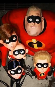 You are watching the movie Incredibles 2 on Elastigirl springs into action to save the day, while Mr. Disney Pixar, Walt Disney, Disney Frozen, Disney Art, Pixar Movies, Disney Movies, The Incredibles 1, Superhero Family, Fanart