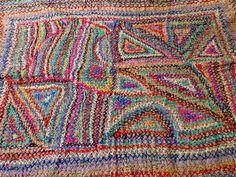 Moroccan textile.