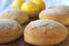 Donuts de Ricota e Limão siciliano
