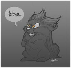 Ansem, The Bunny of Darkness... BAHAHAHAHAHAHAHAHAHA!!!!!!!!!!!!!!!!!!!