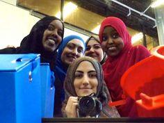 World Hijab Day 2015 at Carleton University