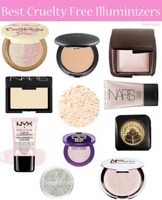 Makeup Wars Favorite Cruelty Free Illuminizers via @Phyrra #crueltyfree #beauty