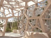 Times Eureka Pavilion - 2012 RHS Chelsea Flower Show - Kew, Regno Unito - 2012 - nex architecture
