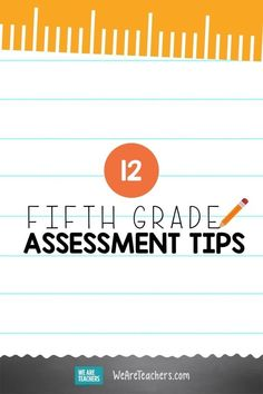 12 Amazing Fifth Grade Assessment Ideas. Knowing where students are at in their learning is critical, that's why these fifth grade assessment ideas are perfect—virtually or in the classroom! #assessment #fifthgrade #classroom #classroomideas #teaching #teachingtips #teachingresources First Grade Assessment, Kindergarten Assessment, Formative Assessment, Teaching Kindergarten, Student Learning, Teaching Ideas, Fifth Grade, Third Grade, Teaching Second Grade