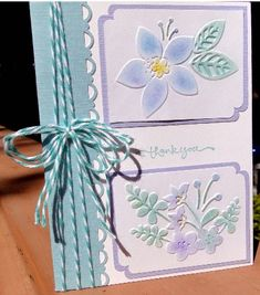 Chalked Thank you by jasonw1 - Cards and Paper Crafts at Splitcoaststampers