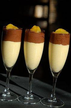 Ricette mousse, mango e cioccolato per un dessert strepitoso