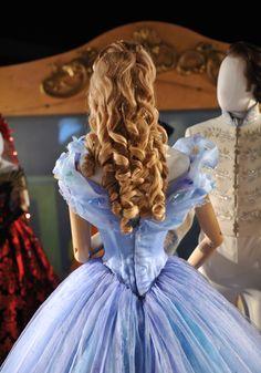 Cinderella Exhibit   Scene Creek