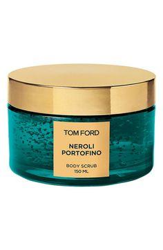 Tom Ford Private Blend 'Neroli Portofino' Body Scrub available at #Nordstrom