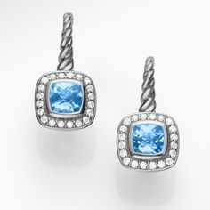 Signature David Yurman: Vibrant gems, pavé diamonds, and, of course, iconic Cable.