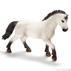U Schleich Mc Donalds Collection Nr Welsh Pony Stute Hengst 4 von 2019