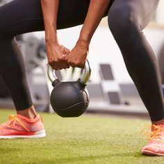 7 Kettlebell Workouts That'll Tone Your Whole Body
